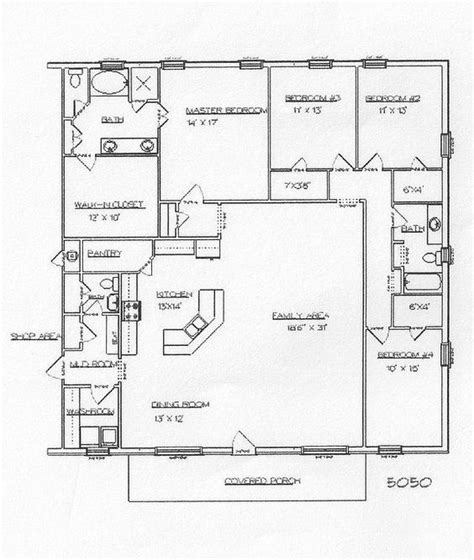 30x50 House Floor Plans 25 Best Barndominium Ideas On Metal Homes Metal Building Homes And Pole Barn Houses