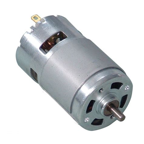 12 v motor rs 775 motor 7000rpm 12v 76 13oz in robotshop