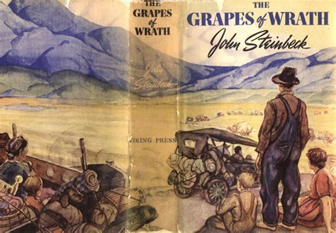 themes in the novel grapes of wrath salinas california celebrates the grapes of wrath