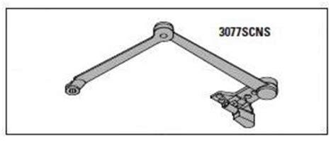Lcn 1461 Scush Door Closer Spring Cush N Stop Arm Lcn 1460 Template