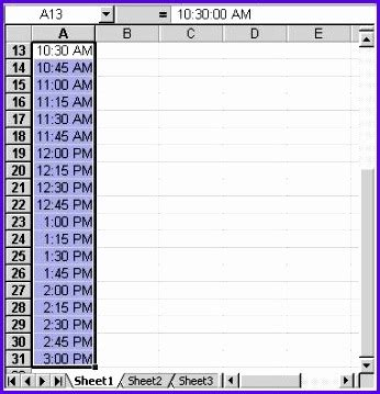 using excel to make a schedule excel work schedule tracking