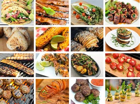 Cpwm Memorial Day Bbq Appetizer Menu by 26 Grilled Snacks Appetizers And Side Dishes For Your