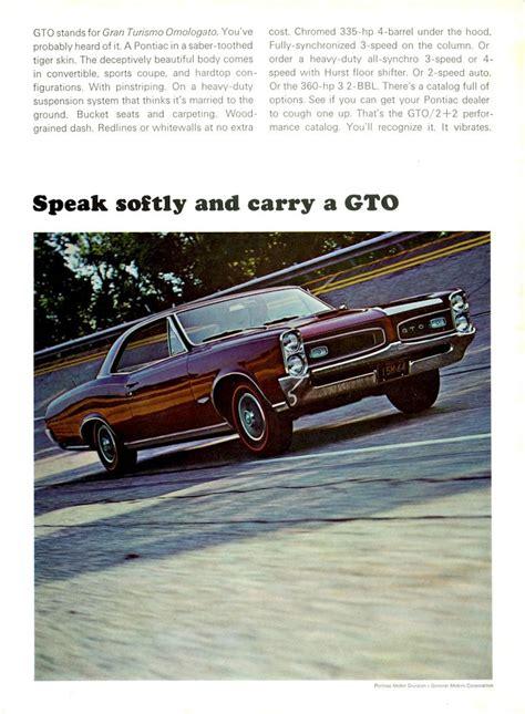 Pontiac Advertisements 66tempest06 Jpg The Old Car