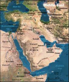 middle east map with rivers worldregionsproject geography of the middle east