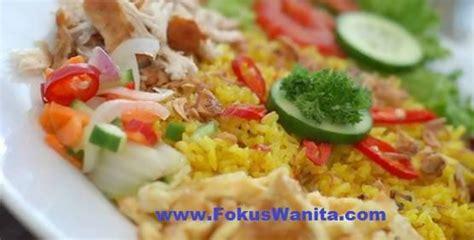 cara membuat nasi kuning wangi cara membuat nasi kuning