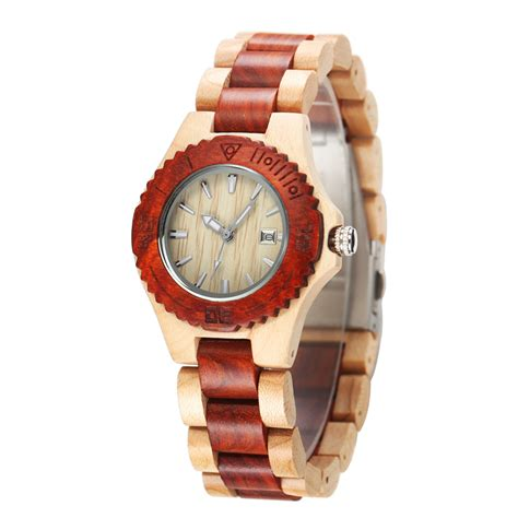 2017 bamboo watches womens watches top brand