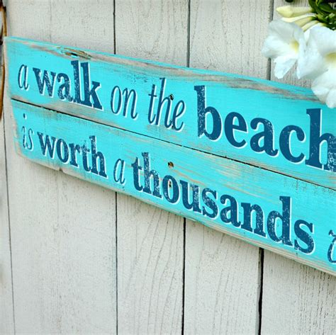 beach signs home decor beach home decor sign with starfish wall art by jetmakdesigns