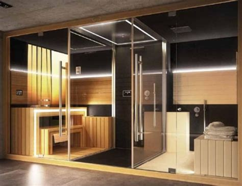 modern home sauna design ideas beautiful homes design