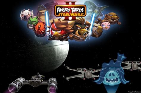 Angry Birds Star Wars 2 Update | angry birds star wars ii v1 1 0 now available new secret