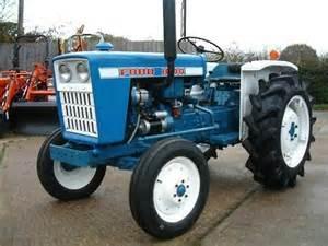 ford 1000 2 x 2 tractors in ashford auto trader farm