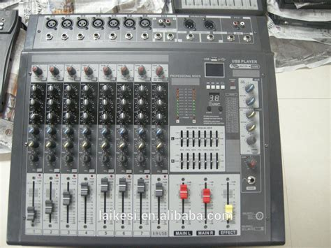 Mixer Yamaha 8 Channel yamaha channel mixer images
