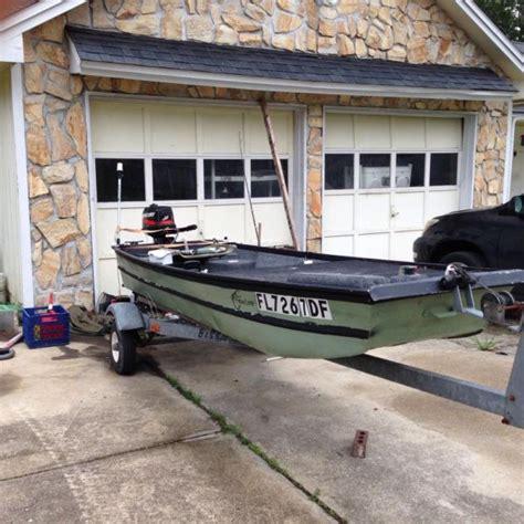 Jon Boat With Cabin by Jon Boat Cabin Boats For Sale