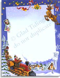 christmas stationery christmas stationery papers for