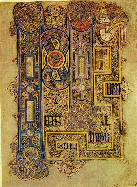 Mi Buhardilla The Book Of Kells