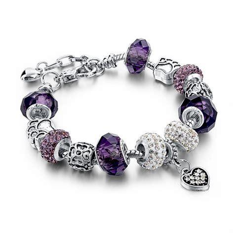 2016 fashion silver plated bracelets bangles