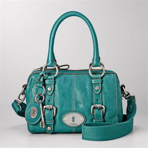 Fossil Satchel Blue Marine 29 best images about a handbaaag on