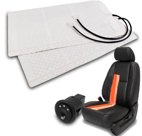 universal heated seat kit universal heater pad heated seat kit hi mid low