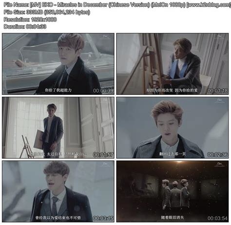 download mp3 exo miracle december download mv exo miracles in december chinese version