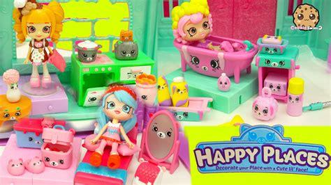 Shopkins Happy Places Kitchen Decorator S Pack Ori set of 3 shopkins happy places petkins kitchen