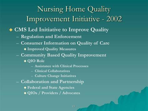 ppt commentary on term care quality a provider