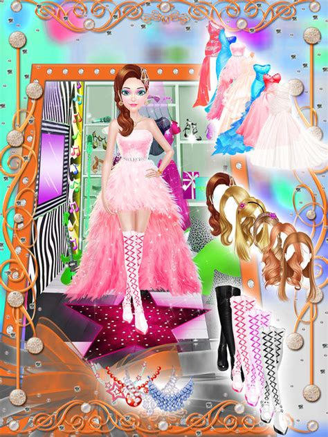 Hairstyle And Dress Up by Princess Dress Up And Makeover Eligent Prom