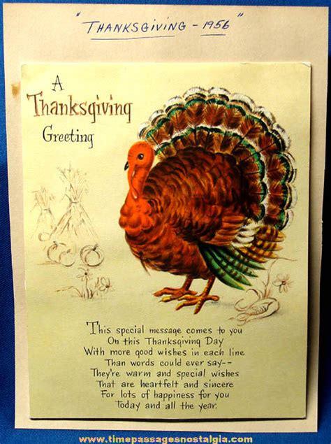 Thanksgiving Cards Hallmark