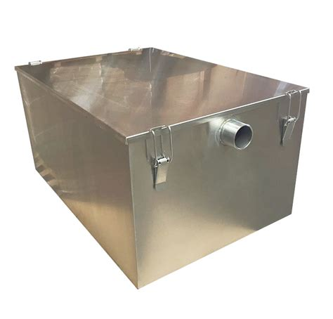 Greasetrap Stainless stainless steel grease trap 9kgb