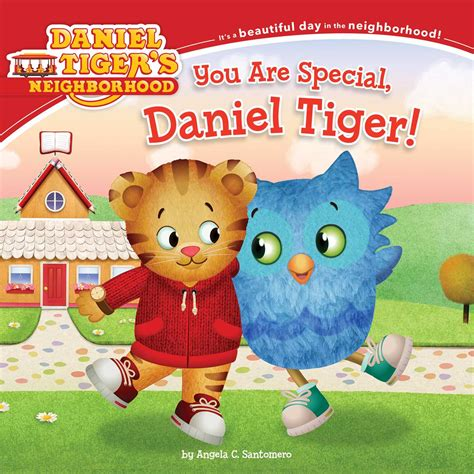 Board Book Merry Daniel Tiger By Angela C Santomero Buku angela c santomero official publisher page simon schuster canada