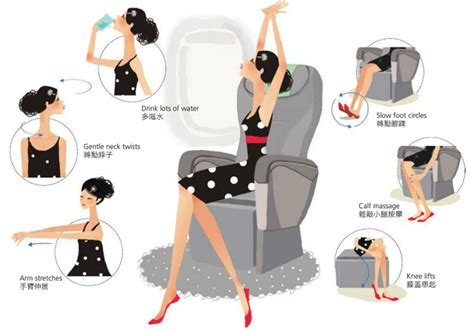 pevilic floor exercises for lifehacker release tension on a flight with these stretches