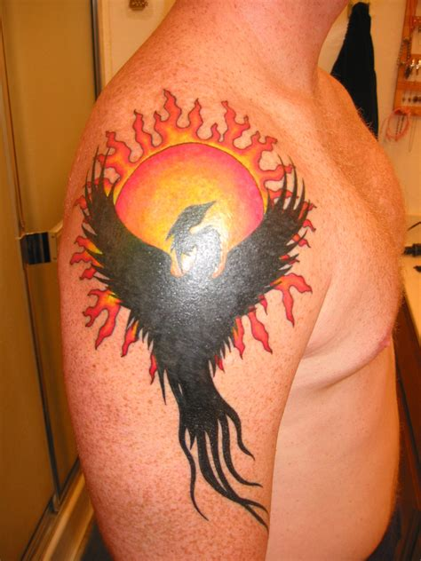 pheonix tattoos for men sun tattoos designs ideas and meaning tattoos for you