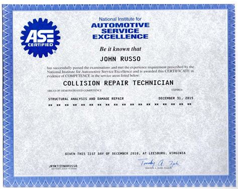 how to get your certified as a service auto tips lists and advice articles mechanic advisor