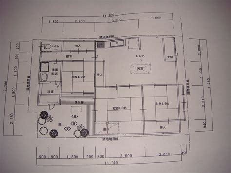traditional japanese house floor plan japanese house plans