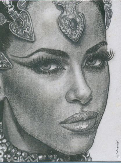 aaliyah tattoos fyblackwomenart black and white by aramismarron