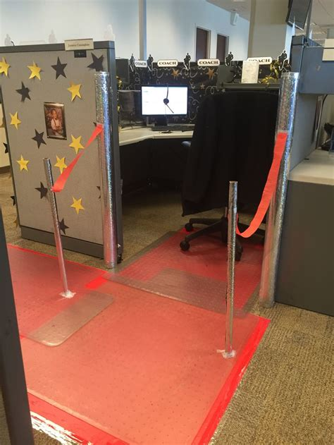 Cubicle Decoration For Birthday by 25 Best Ideas About Office Birthday Decorations On