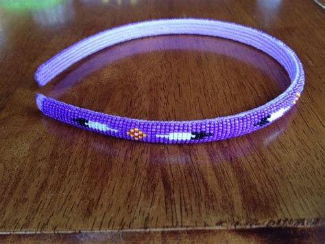 indian beaded headbands american beaded headband