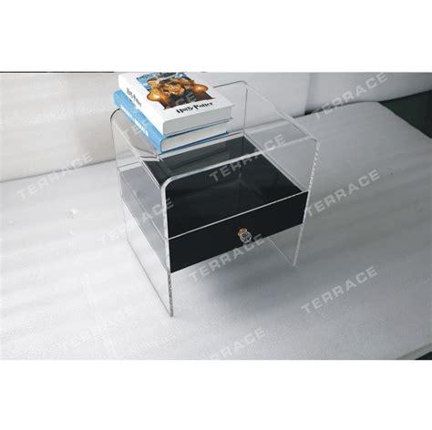 lade in plexiglass kopen wholesale kleine witte nachtkastje uit china