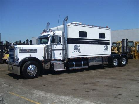 Peterbilt Custom Sleeper by Peterbilt Sleeper Biggg Trucks
