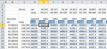 us area code exle calculate distance zip code excel free bittorrentoz