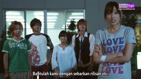 drive in movie jakarta samurai sentai shinkenger episode 34 subtitle indonesia