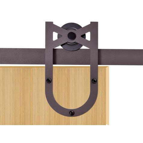 Vintage Sliding Barn Door Hardware Johnson Hardware 200pd Series 72 In Track And Hardware Set For Single Pocket Doors 200721dr
