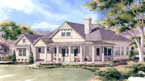 country living home plans low country cottage southern living southern living