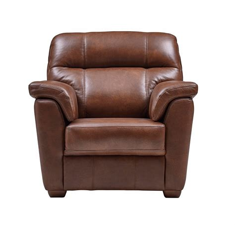 Aspen Leather Sofa by Bennetts Ashwood Aspen Leather Chair