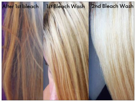 hair color bleaching at home hairstyles