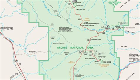 bryce national park map official bryce national park map pdf my utah parks