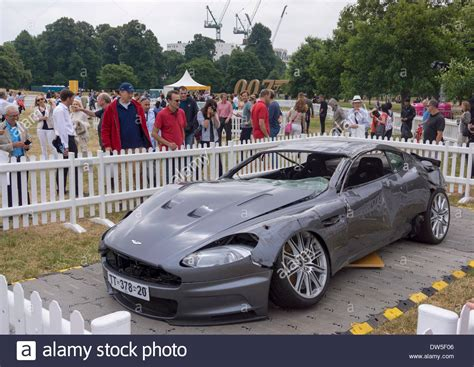 Quantum Of Solace Aston Martin by Aston Martin Dbs Bond Car Quantum Of Solace 2008