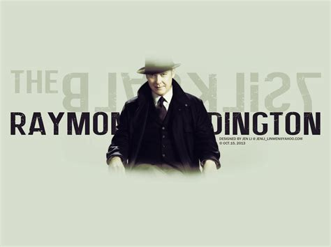 Email Blacklist Search Blacklist Raymond Reddington Quotes Quotesgram