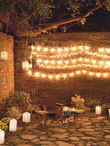 Patio With Lights 24 Jaw Dropping Beautiful Yard And Patio String Lighting Ideas For A Small Heaven