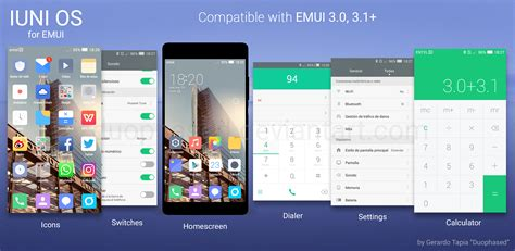 emui themes hwt iuni theme for emui by duophased on deviantart