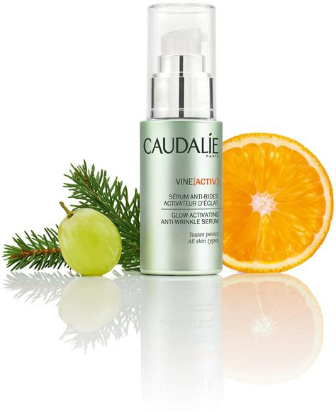 Caudalie Vine Active Overnight Detox Review by Caudalie Vine Activ Glow Activating Anti Wrinkle Serum