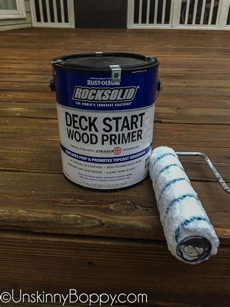 refinish   wooden deck review  rustoleum